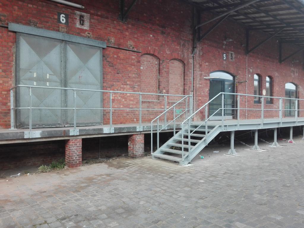 Bild 1 zu Oberhafen Halle 3 Gastro
